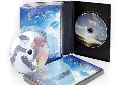 CD・DVD・Blu-ray製作イメージ