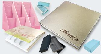 紙製化粧箱制作