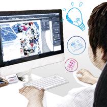 印刷物デザインイメージ